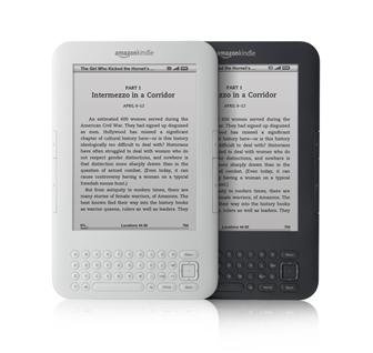 Amazon's new 6-inch Kindle