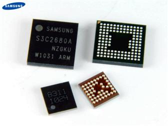 Samsung wireless USB chips