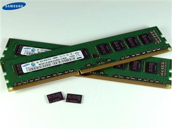 Samsung 30nm DDR4 DRAM