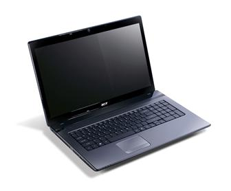 CES 2011: Acer Aspire 5750 notebook
