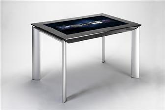 CES 2011: Samsung SUR40 machine with Microsoft Surface