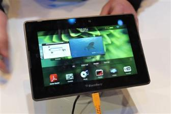 CES 2011: RIM PlayBook tablet PC