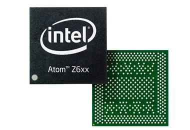 Intel Atom Z6xx series CPU