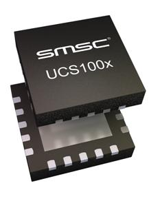 SMSC programmable USB power controller