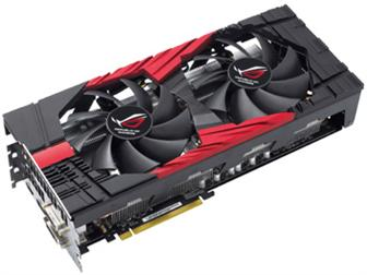 Asustek ROG MARS II graphics card