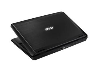 MSI GT780DX gaming notebook