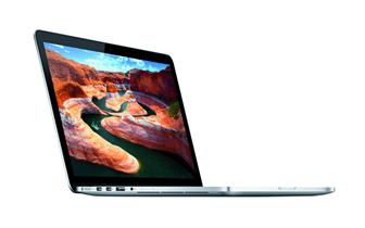 Apple 13-inch MacBook Pro notebook with Retina display