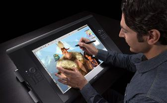 Wacom's Cintiq 24HD tablet