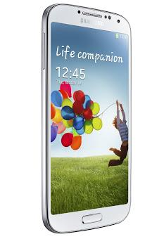 Samsung introdces the new Galaxy S4 smartphone
