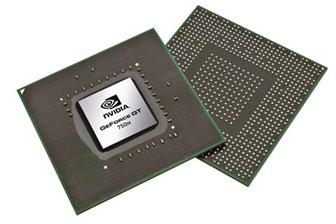 Nvidia GeForce 700M GPU