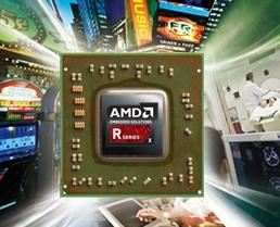 AMD Embedded R-series CPU