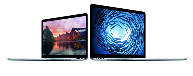 Apple new MacBook Pro with Retina Display (Late 2013)