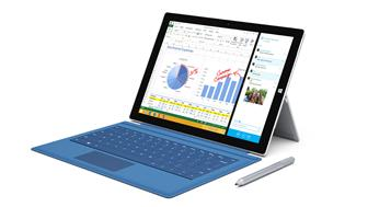 Microsoft Surface Pro 3 tablet/notebook