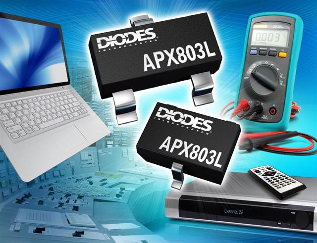 APX803L from Diodes