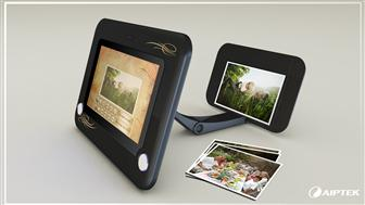Mona+Lisa+picture+frame+with+built%2Din+camera
