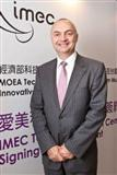 IMEC CEO and president Luc Van den hove