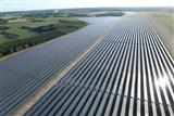 The PV power stations in Vandel, Denmark