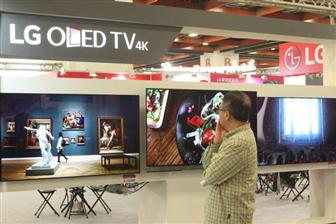 LG+promoting+OLED+TVs+in+Taiwan