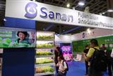 Sanan Sino-Science booth at the International Optoelectronics Exposition 2017