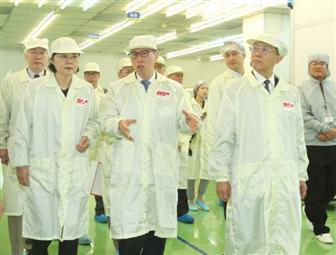 Neo Solar Power completes PV module factory in Taiwan
