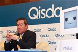 Qisda chairman and president Peter Chen