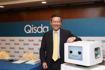 Qisda+chairman+and+president+Peter+Chen