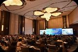 The Shanghai forum attracts large audience