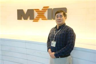 Donald Huang, Ph.D., deputy director of product marketing at Macronix