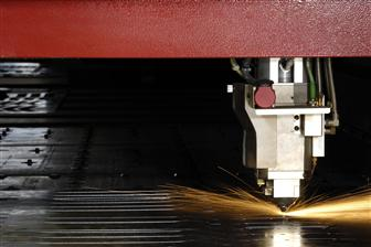 Vibration monitoring of CNC
