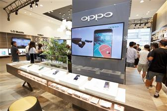 Oppo+expanding+presence+in+the+global+smartphone+market