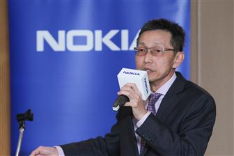 Nokia+Greater+China+VP+Michael+Shieh
