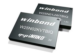 Windbond QspiNAND Flash