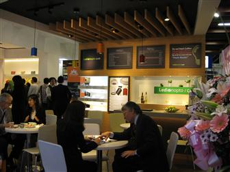 2013+Taiwan+International+Lighting+Show%3A+Edison+Opto%27s+cafe+booth+