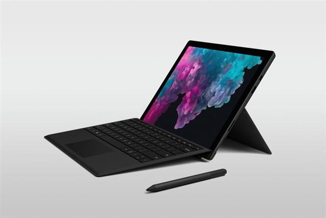 Microsoft Surface Pro 6 2-in-1 device