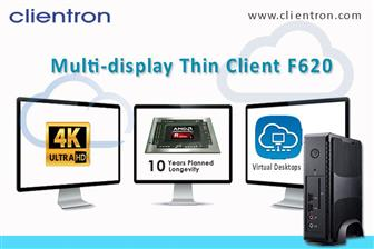 Clientron+introduces+the+multi%2Ddisplay+thin+client+F6