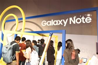 Samsung+launches+Galaxy+Note+9+in+Taiwan