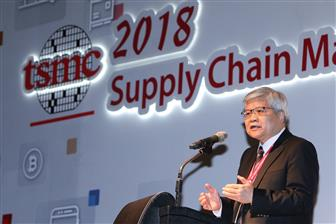 TSMC+CEO+CC+Wei+at+the+recent+annual+Supply+Chain+Management+forum