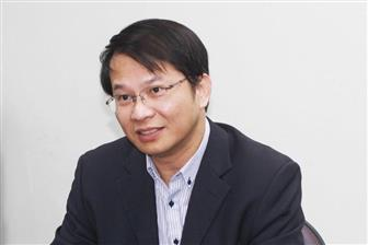 Rax Chuang, general manager, APD power system business group