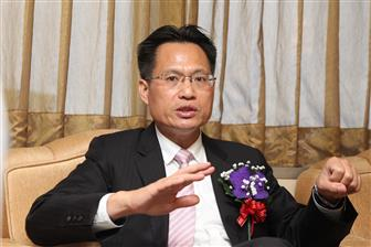 Acter chairman CL Liang
