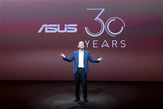 Asustek+marks+its+30th+anniversary