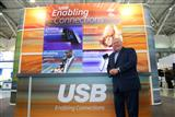 USB-IF's President and Chief Operating Officer (COO) Jeff Ravencraft