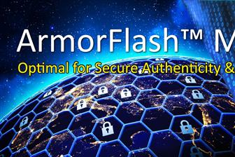 Macronix+ArmorFlash+memory+optimal+for+secure+authenticity+%26+confidentiality