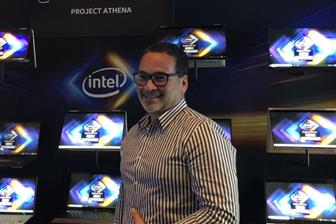 Intel's vice president of Client Computing Group and general manager of Gaming Division, Frank Soqui