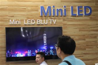 Epistar's mini LED products are all made in Taiwan