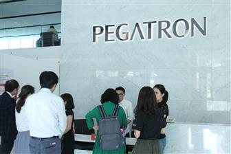 Pegatron saw limited number of workers return to work at its Shanghai plant