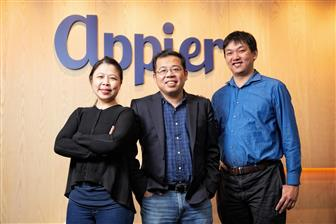 Appier co-founders