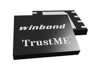 Winbond+TrustME+Secure+Flash+memory+chips