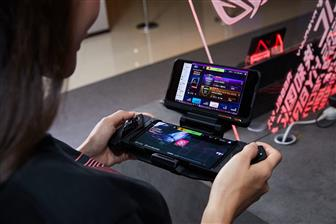 Asustek facing competitions in China gaming smartphone market