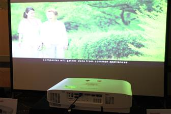 Projector demand is being stimulated by stay-at-home activities