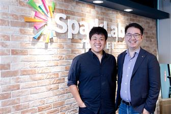 TI+CEO+Edwin+Shao+%28left%29+and+SparkLabs+Taipei+co%2Dfounder+Edgar+Chiu+%28right%29